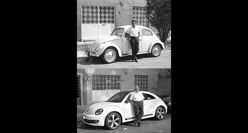 45 years of Volkswagen Beetle