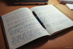 Commonplace Book (Jack Baty) Tags: pen paper notebook commonplace
