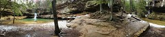 What a view! (Nancy Harris) Tags: panoramic oh hockinghills iphone appleiphone5