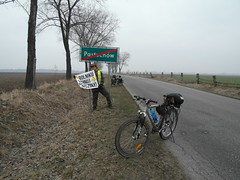 SAM_3450 (szczym) Tags: trip winter bike poland polska zima rower bzzz pszczoy wyprawa mid robaki jedziemynamiodzie wyprawawobroniepszcz rolnikuszanujpszczoy