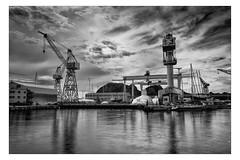 Grues Ciotadennes (Gabi Monnier) Tags: sea mer france port canon flickr hiver jour provence gue extérieur habor méditerranée laciotat provencealpescôtedazur canoneos600d gabimonnier
