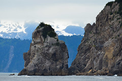 Kenai Fjords National Park - AK - EXPLORED #20 (Bruce Bugbee) Tags: park mountains water alaska national fjords mygearandme