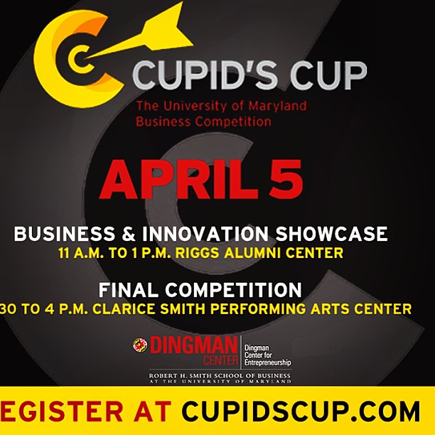 Join #smithschool and #UnderArmour for Cupid's Cup on April 5. Register now: cupidscup.com @UnderArmour