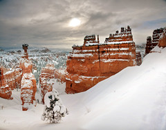 bryce canyon snow neutral density filter used (houstonryan) Tags: park county winter snow art home print landscape photography utah photographer ryan hiking snowy houston canyon hike fresh system national fallen layer bryce redrock sell decor garfield hang freshly snowed houstonryan