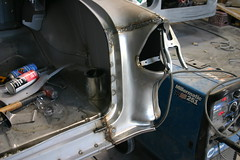 """1955 Chevy Bel-air • <a style=""""font-size:0.8em;"""" href=""""http://www.flickr.com/photos/85572005@N00/8551695401/"""" target=""""_blank"""">View on Flickr</a>"""