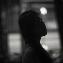 last summer (LOVEducation) Tags: summer monochrome night canon ricoh f095 gxr
