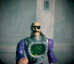 """A Sellection Of Small Plastic Action Man Figures """"Dr-X"""" By McDonald's Happy Meal 2001 - 6 Of 23 (Kelvin64) Tags: 2001 man by happy action small mcdonalds plastic meal figures drx a sellection of"""