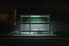 Catching The Light (Ranga 1) Tags: longexposure nightphotography urban night canon nocturnal australian australia melbourne victoria busstop suburbs regent urbanlandscape davidyoung ef1740mmf4lusm catchingthelight canoneos5dmarkii