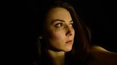303 (JHuntz) Tags: light dark sad close mysterious
