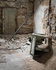 Eastern State Pen 03-13_251 (AbbyB.) Tags: philadelphia decay prison jail easternstatepenitentiary pennslyvania disintegrate