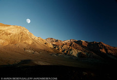 Silver Orb (AaronBieber) Tags: california color outside nationalpark unitedstates northamerica deathvalley