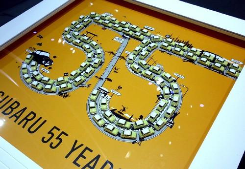 Subaru 55 anni
