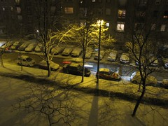 Havazik Budapesten mg este is 2013.03.25. !!! 6/6 In the evening too! (hattyu) Tags: winter snow h tl 2013