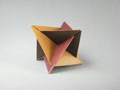 XYZ - Francesco Mancini (Rui.Roda) Tags: origami modular planes papiroflexia francesco mancini planar xyz