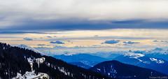Le chemin vers la lumire est sinueux (Transit Photo) Tags: montagne chamrousse