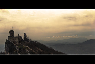 San Marino: la seconda torre  (Explored)