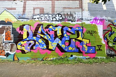 RACER (STILSAYN) Tags: california graffiti oakland bay area lb racer idc 2013