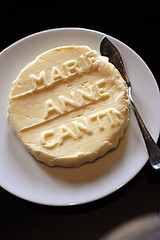 Cantin French butter (David Lebovitz) Tags: france champagne butter reims marieannecantin