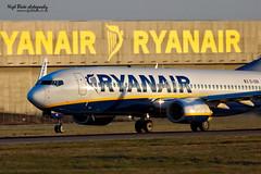 EI-EBR Ryanair Boeing 737-8AS(WL) (Nigel Blake, 14 MILLION...Yay! Many thanks!) Tags: uk england london cn photography airport aviation transport civil airline passenger boeing ryanair blake nigel essex stansted airliner ln 2856 37530 7378aswl eiebr gtcad