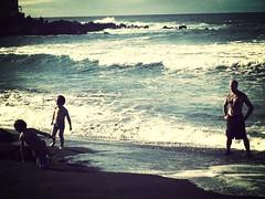 Afternoon swim (noe_cherokee) Tags: uploaded:by=flickrmobile flickriosapp:filter=mammoth mammothfilter playapuntabrava