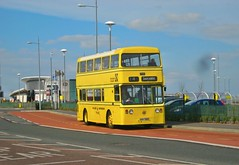 1788 at New Brighton (toni's pics - (2)) Tags: bus ferry bristol transport group trust lh 201 leyland 2160 wirral mua merseyside bkc 1032 a112 hlv seacombe atlantean 1236 45p mua45p bkc236k a112hlv 236k merseysidetransporttrust 201busgroup