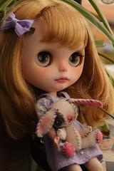 Mi primera blythe, Zoe // My first Blythe, Zoe