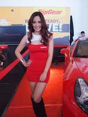 P1017221 (lin tua piao) Tags: cindy philippines muse manila 2013 mamamias ilabpinas manilainternationalautoshow