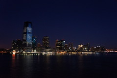 """Manhattan at Dawn • <a style=""""font-size:0.8em;"""" href=""""http://www.flickr.com/photos/94329335@N00/8619383631/"""" target=""""_blank"""">View on Flickr</a>"""