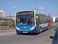 STAGECOACH CN60CVJ 27691 (welshpete2007) Tags: 300 stagecoach enviro adl 27691 cn60cvj