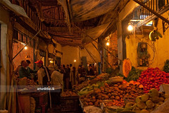 Market (¡arturii!) Tags: africa city trip travel people food building beauty vegetables fruit architecture night wow person amazing nice construction holidays tour superb market antique awesome great ruin arabic route mercado morocco maroc stunning deal marrakech medina viatge arabian sell selling vacations impressive gettyimages ancien buying mercat marocaine interetsing mywinners tracta canonoes400d arturii arturdebattk