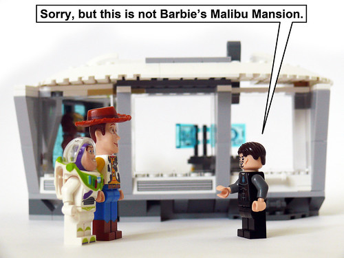 Wrong Malibu Mansion