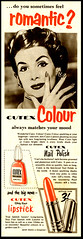 Cutex Colour (Harald Haefker) Tags: england colour english promotion vintage magazine ads print advertising pub publicidad reclame nail ad nagellack polish retro anuncio advertisement nostalgia 1950s advert british 1956 werbung publicit magazin reklame affiche publicitario pubblicit englische rclame lippenstift cutex lipstich pubblicizzazione