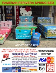 PURI PERIVERA IN STORE PROMO (5) (PURI SPRING BED CENTER) Tags: hello bird florence spring bed teddy furniture hellokitty interior central champion spiderman kitty mickey romance bee american elite koala pooh teddybear angry headboard mickeymouse winniethepooh simmons minniemouse serta 3in1 per 2in1 mattress quantum divan alga puri busa tomjerry sealy superland dreamline pegas slumberland kasur bigland springbed dipan dunlopillo angrybirds mebel harmonis shawnthesheep everdream kingkoil enzel airland springair bigpoint comforta protectabed sandaran therapedic guhdo kasurbusa purifurniture kasurper comfortaspringbed ladyamericana perivera periveraspringbed