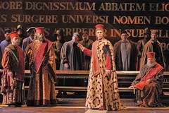 Thomas Hampson on Simon Boccanegra: 'Dramatic, beautiful and rewarding'