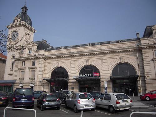 Gare de Bayonne