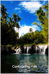 Cambugahay Falls - Siquijor, Philippines (khennthis) Tags: nature philippines falls waterfalls ph pinas siquijor cambugahay sqjr