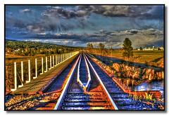 Too Much Coal (Roger Lynn) Tags: washington traintracks surreal coal spokanevalley pleasestop
