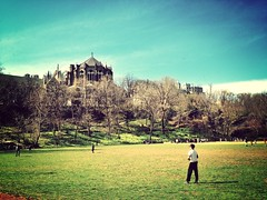 A Sunday stroll around New York (EricGrant) Tags: nyc flowers newyork spring centralpark manhattan morningsidepark mammothfilter