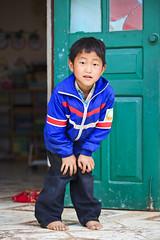 Ecolier - Sapa - Vietnam (louistib) Tags: portrait vietnam enfant sapa école louistib