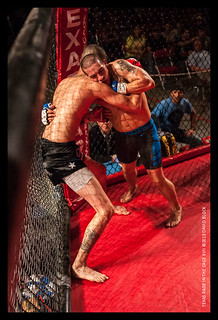 TEXAS RAGE IN THE CAGE XVII