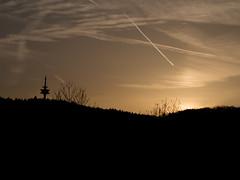 Abendsonne über Ruppsch