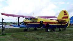 Antonov PZL-Mielec An-2TP at Gothenburg Aero Show 2010 (J.Com) Tags: show city gteborg airport sweden aircraft aviation gothenburg mielec aero 2010 an2 sve antonov pzl