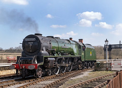 46233 'Duchess of Sutherland' (norman-bates) Tags: swanwick midlandrailway duchess butterley duchessofsutherland 6233 46233