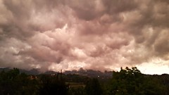 #Götterdämmerung  in my Backyard   Biellese   Summer   (! . Angela Lobefaro . !) Tags: biellese biella valdengo piedmont piemonte visitpiedmontitaly thunderstorm alps storm clouds heavyclouds wind tonight piatto bielmonte panoramicazegna bioglio nubes nuvole ciel cielo sky nuages götterdämmerung roncobiellese cloudscape innamoratidelbiellese fav10 fav20
