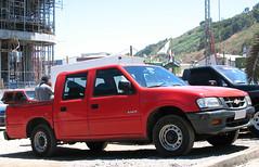 Chevrolet Luv 2.2 Crew Cab 2000 (RL GNZLZ) Tags: chevrolet luv 22 crewcab 2000