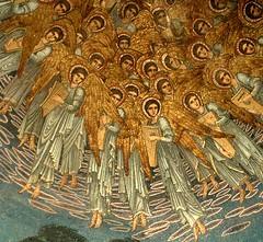 A Vision of angels by Sir Edward Cley Burns-Jones (ArtTrinArt!!) Tags: sir edward burnejones 18331898