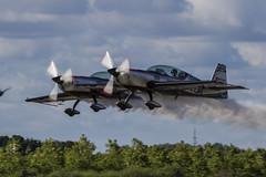 The Blades (Hawkeye2011) Tags: farnborough 2016 uk aircraft aviation airshow theblades extra ea300