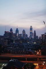 Center City Skyline at dusk DNC 2016 (Philadelphia 2016 Host Committee) Tags: center city skyline dnc 2016 dusk