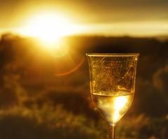 Devon sunset 3 (hunter.paul) Tags: rays clouds cloud dusk night drink wine glass light flickr cool summer fun sunset sunlight sun hdr