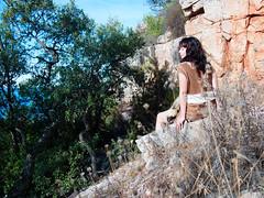 Shooting Skyrim - Cap Garonne - Le Pradet -2016-08-06- P1480654 (styeb) Tags: shoot shooting cosplay skyrim capgaronne 2016 aout 06 lepradet xml retouche t
